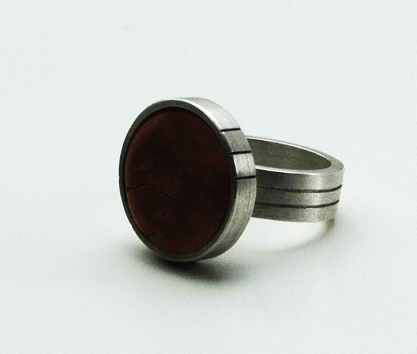 Schmuck - Mammutelfenbein Ring